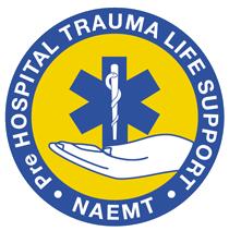 logo PHTLS PreHospital Trauma Life Support